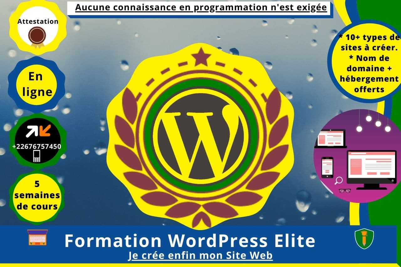 formation wp elite